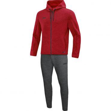 JAKO Surv. jogging à capuchon Premium Basics M9729-01