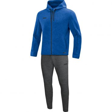 JAKO Surv. jogging à capuchon Premium Basics M9729-04