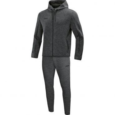 JAKO Surv. jogging à capuchon Premium Basics M9729-21