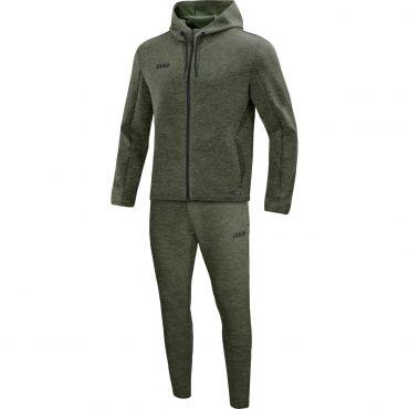JAKO Surv. jogging à capuchon Premium Basics M9729-28