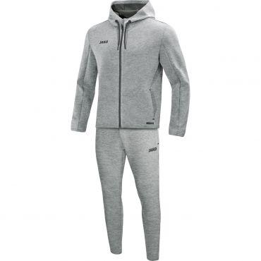 JAKO Surv. jogging à capuchon Premium Basics M9729-40
