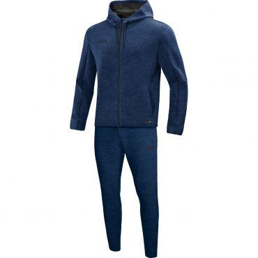 JAKO Surv. jogging à capuchon Premium Basics M9729-49